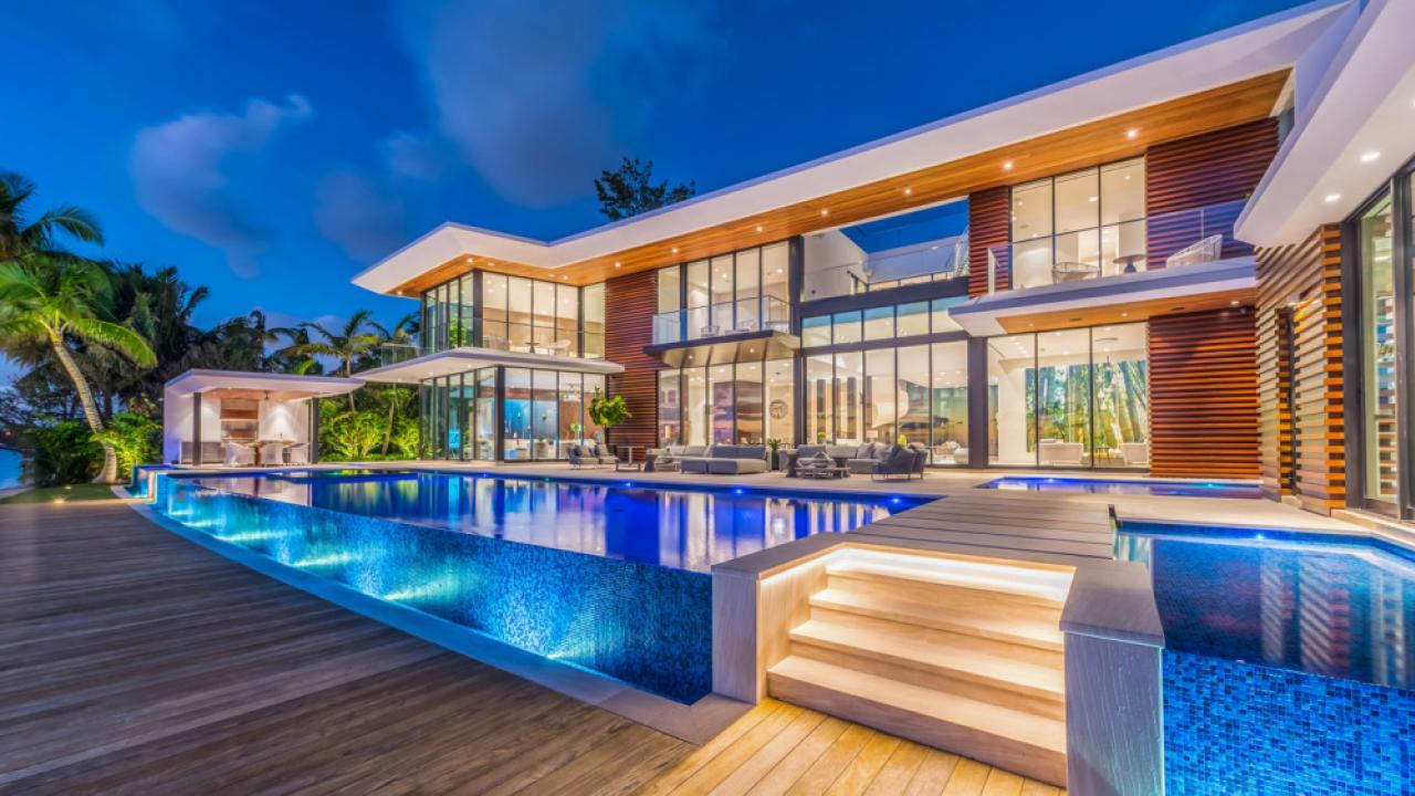 Apartment in Miami Beach.