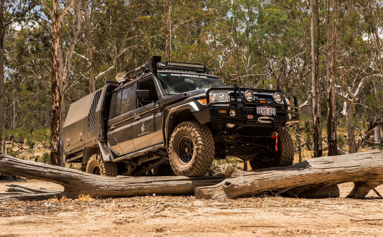 4x4 removal Perth