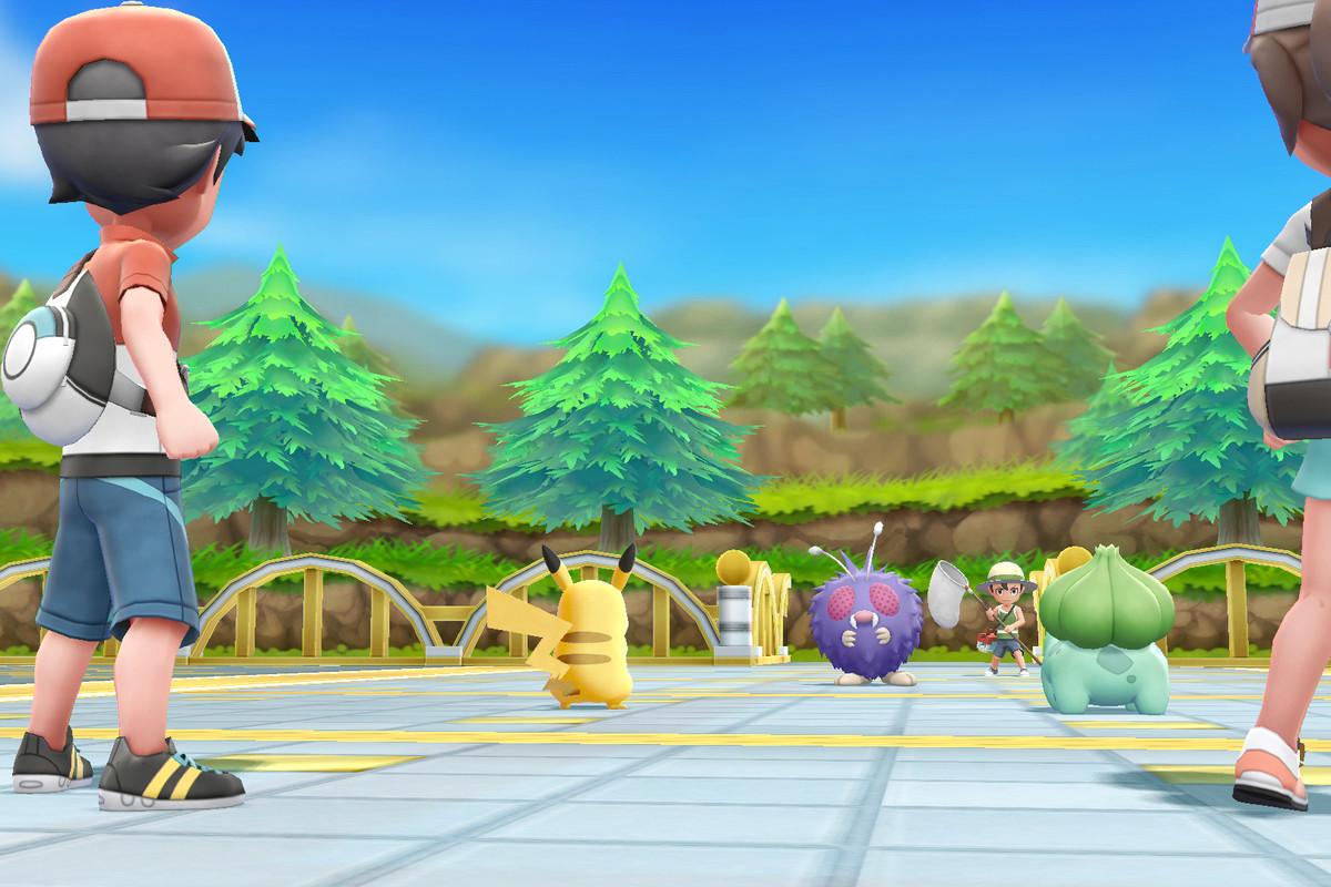 Find a short cut to enjoy your Pokémon go